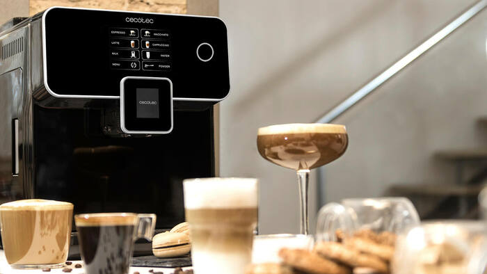 Cecotec Power Matic-ccino 8000 Touch