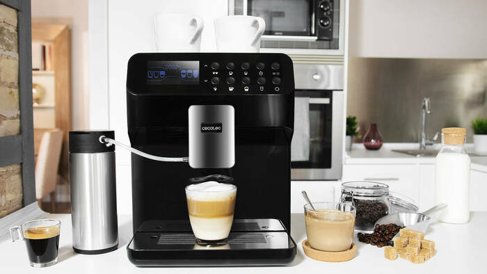 Cecotec Power Matic-ccino 7000 Touch.